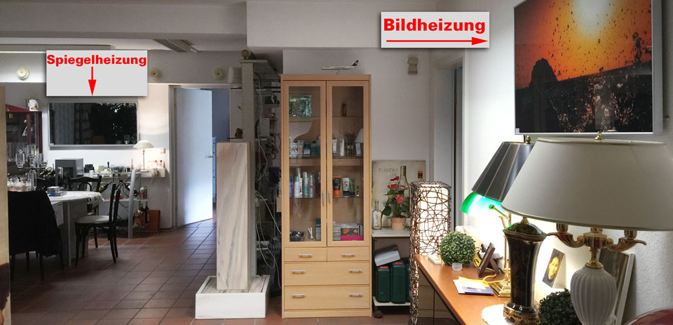 infrarot heizungen best glaspaneele with infrarot heizungen latest der redwell ist eine sie. Black Bedroom Furniture Sets. Home Design Ideas