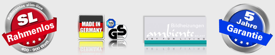 Bildheizung Rahmenlos Logo